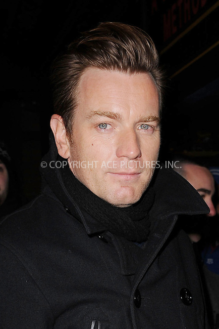 WWW.ACEPIXS.COM . . . . . .January 18, 2012...New York City.... Ewan McGregor attends the Cinema Society  screening of 'Haywire' at Landmark Sunshine Cinema on January 18, 2012 in New York City. ....Please byline: KRISTIN CALLAHAN - ACEPIXS.COM.. . . . . . ..Ace Pictures, Inc: ..tel: (212) 243 8787 or (646) 769 0430..e-mail: info@acepixs.com..web: http://www.acepixs.com .