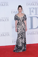 www.acepixs.com<br /> <br /> February 9 2017, London<br /> <br /> Dakota Johnson arriving at the UK Premiere of 'Fifty Shades Darker' at the Odeon Leicester Square on February 9, 2017 in London, United Kingdom. <br /> <br /> By Line: Famous/ACE Pictures<br /> <br /> <br /> ACE Pictures Inc<br /> Tel: 6467670430<br /> Email: info@acepixs.com<br /> www.acepixs.com