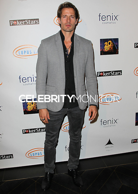 HOLLYWOOD, LOS ANGELES, CA, USA - SEPTEMBER 18: Lane Carlson arrives at the 'Get Lucky For Lupus' 6th Annual Poker Tournament held at Avalon on September 18, 2014 in Hollywood, Los Angeles, California, United States. (Photo by Celebrity Monitor)