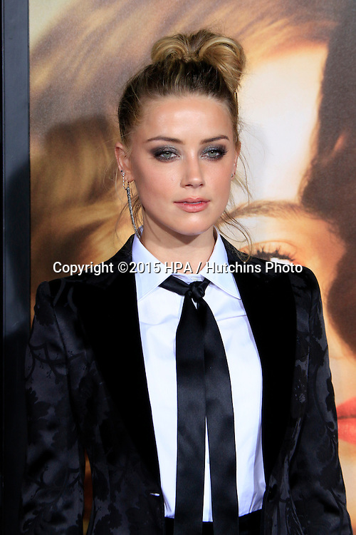 "LOS ANGELES - NOV 21:  Amber Heard at the ""The Danish Girl"" Premiere at the Village Theater on November 21, 2015 in Westwood, CA"