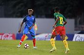 June 8th 2017, Créteil, France, U-21 International football friendly, France versus Cameroon;  Kevin n Doram (fra)