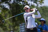 Karrie Webb (AUS) watches her tee shot on 5 during round 1 of the 2019 US Women's Open, Charleston Country Club, Charleston, South Carolina,  USA. 5/30/2019.<br /> Picture: Golffile | Ken Murray<br /> <br /> All photo usage must carry mandatory copyright credit (© Golffile | Ken Murray)