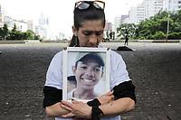 13.12.2019 - Protesto pela morte de Lucas em SP