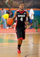 April 9, 2011 - Hampton, VA. USA; DVante Smith-Rivera participates in the 2011 Elite Youth Basketball League at the Boo Williams Sports Complex. Photo/Andrew Shurtleff