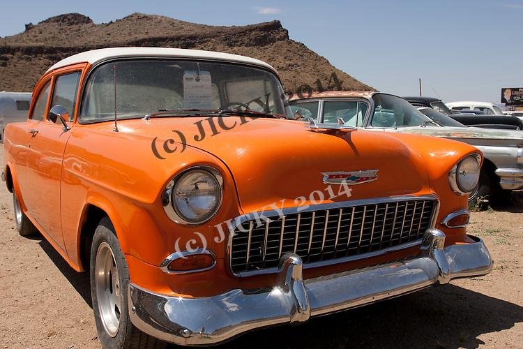 Historic Route 66 - Classics car dealer