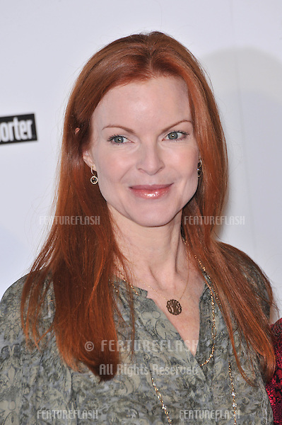 "Marcia Cross at The Hollywood Reporter's Annual ""Power100: Women in Entertainment"" breakfast at the Beverly Hills Hotel..December 5, 2008  Beverly Hills, CA.Picture: Paul Smith / Featureflash"