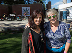 Cyndi and Sue during the inaugural Bud and Brew Music Festival in Wingfield Park in downtown Reno on Saturday, Sept. 23, 2017.