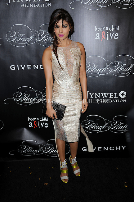 WWW.ACEPIXS.COM <br /> November 7, 2013 New York City<br /> <br /> Priyanka Chopra attending Keep A Child Alive's 10th Annual Black Ball at Hammerstein Ballroom on November 7, 2013 in New York City.<br /> <br /> Please byline: Kristin Callahan  <br /> <br /> ACEPIXS.COM<br /> Ace Pictures, Inc<br /> tel: (212) 243 8787 or (646) 769 0430<br /> e-mail: info@acepixs.com<br /> web: http://www.acepixs.com