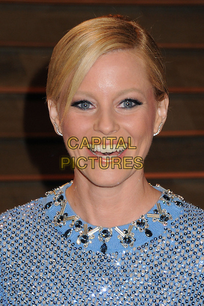 02 March 2014 - West Hollywood, California - Elizabeth Banks. 2014 Vanity Fair Oscar Party following the 86th Academy Awards held at Sunset Plaza. <br /> CAP/ADM/BP<br /> &copy;Byron Purvis/AdMedia/Capital Pictures