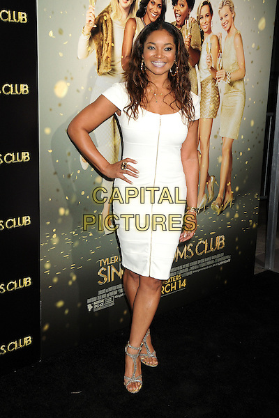 10 March 2014 - Hollywood, California - Tamala Jones. &quot;The Single Moms Club&quot; Los Angeles Premiere held at Arclight Cinemas. <br /> CAP/ADM/BP<br /> &copy;Byron Purvis/AdMedia/Capital Pictures