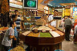 Store in the Spice Market, Istanbul, Turkey