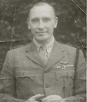 BNPS.co.uk (01202 558833)<br /> Pic: Bosleys/BNPS<br /> <br /> Casey's signed picture of SAS chief Paddy Mayne.<br /> <br /> Sold for £25,000 - An extraordinary wartime archive that lift's the veil on the earliest days of the SAS during WW2.<br /> <br /> The late Fred Casey was among the original dozen members of the 1st Special Air Service that was formed in North Africa to wreak havoc behind enemy lines.<br /> <br /> The commando's military possessions included a remarkable album containing previously unseen images of the founding members of the elite force.<br /> <br /> Legendary Captain David Stirling, who formed the 'Who Dares Wins' regiment, and hand-picked the men under his command, is pictured along with his controversial deputy Paddy Mayne , who took over the top secret regiment after Stirling's capture.<br /> <br /> The album sold at Bosley's Auctioneers of Marlow, Bucks, last week for over five times its pre-sale estimate..