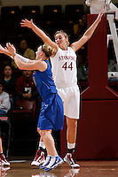 STANFORD, CA - DECEMBER 13:  Joslyn Tinkle of the Stanford Cardinal during Stanford's 96-60 win over DePaul on December 13, 2009 at Maples Pavilion in Stanford, California.