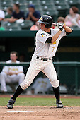 June 13th 2008:  Evan Frey of the South Bend Silver Hawks, Class-A affiliate of the Arizona Diamondbacks, during a game at Stanley Coveleski Regional Stadium in South Bend, IN.  Photo by:  Mike Janes/Four Seam Images