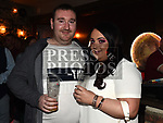 John Doyle and Melissa O'Callaghan at the Boss Baby Tommy fundraiser in Odd Mollies. Photo:Colin Bell/pressphotos.ie