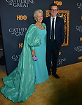 "a_Helen Mirren, Philip Martin 029 attends the Los Angeles Premiere Of The New HBO Limited Series ""Catherine The Great"" at The Billy Wilder Theater at the Hammer Museum on October 17, 2019 in Los Angeles, California."