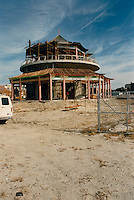 UNDATED..Redevelopment.Downtown West (A-1-3)....Taiwanese Pavilion under construction...NEG#.NRHA#..