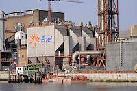 - centrale termoelettrica ENEL Marghera Levante<br /> <br /> - ENEL thermoelectric plant  Marghera Levante
