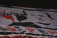 SAO PAULO, SP, 12.09.2013 - CAMP. BRASILEIRO - SAO PAULO X PONTE PRETA - Torcida do Sao Paulo durante partida contra a Ponte Preta jogo valido pelo Campeonato Brasileiro no Estadio Cicero Pompeu de Toledo (Morumbi), na noite desta quinta-feira, 12. (Foto: William Volcov / Brazil Photo Press).