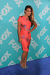 Glee's Lea Michele at the 2013 Fox Upfront Post Party on May 13, 2013 at Wolman Rink, Central Park, New York City, New York. (Photo by Sue Coflin/Max Photos)