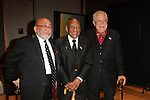 Eddie Palmieri, Candidio Camero and Paquito D'Rivera Attend The National Endowment for the Arts 2013 Jazz Masters Awards Ceremony & Concert In Partnership with Jazz at Lincoln Center Held at Dizzy's Club Coca-Cola, NY 1/14/13