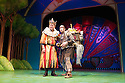 Monty Python's SPAMALOT, the hit musical lovingly ripped off from Monty Python and the Holy Grail opens at the Harold Pinter Theatre. Picture shows: Jon Culshaw and Todd Carty.