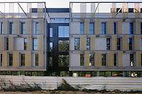 Parasoleil facade nord<br /> ZAC des Champs Blancs