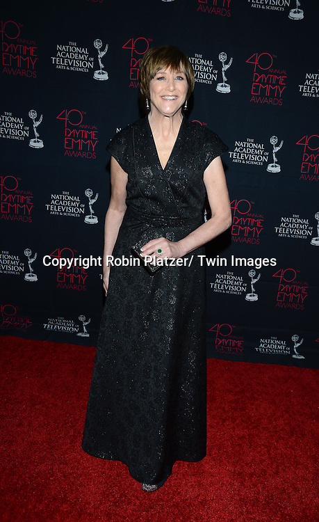 Geri Jewel attends the 40th Annual Daytime Creative Arts Emmy Awards on June 14, 2013 at the Westin Bonaventure Hotel in Los Angeles, California.