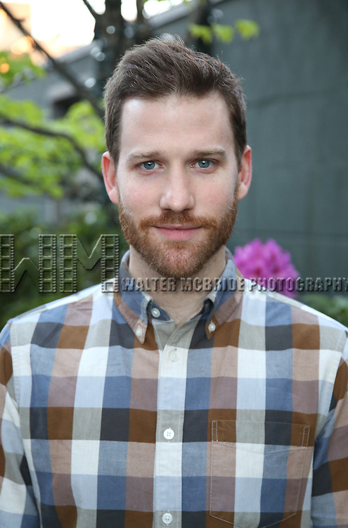 Matt Dickson attends The Drama League: Meet The Directing Fellows <br />