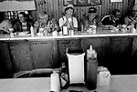 Sale Barn Café, Kalona, 2005