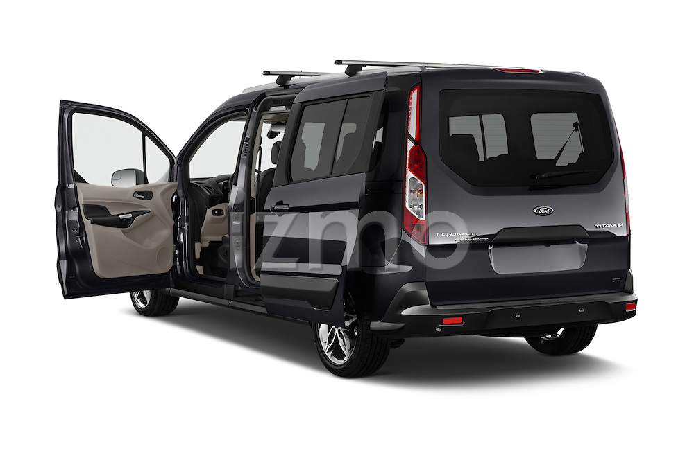Car images of 2016 Ford Transit Connect Titanium 5 Door Mini Mpv Doors