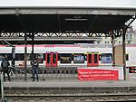 Renens, 04.02.2016<br /> Gare de Renens<br /> &copy; Mario Togni / Le Courrier