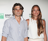 Tennis player David Ferrer attends the 13th Annual 'BNP Paribas Taste of Tennis' at the W New York.  New York City, August 23, 2012. © Diego Corredor/MediaPunch Inc. /NortePhoto.com<br />