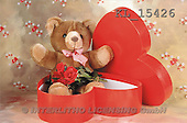 Interlitho, Alberto, CUTE ANIMALS, teddies, photos, teddy, box, rose(KL15426,#AC#)