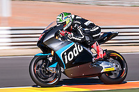 Randy Krummenacher at pre season winter test IRTA Moto3 & Moto2 at Ricardo Tormo circuit in Valencia (Spain), 11-12-13 February 2014
