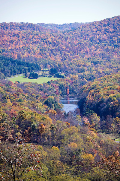 Western Maryland Deep Creek Lake MD Garrett County Alleghennies