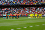 Spain national team and Sweden national team during UEFA EURO 2020 Qualifier match between Spain and Sweden at Santiago Bernabeu Stadium in Madrid, Spain. June 10, 2019. (ALTERPHOTOS/A. Perez Meca)