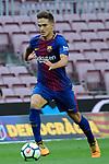 League Santander 2017/2018 - Game: 7.<br /> FC Barcelona vs UD Las Palmas: 3-0.<br /> Denis Suarez.