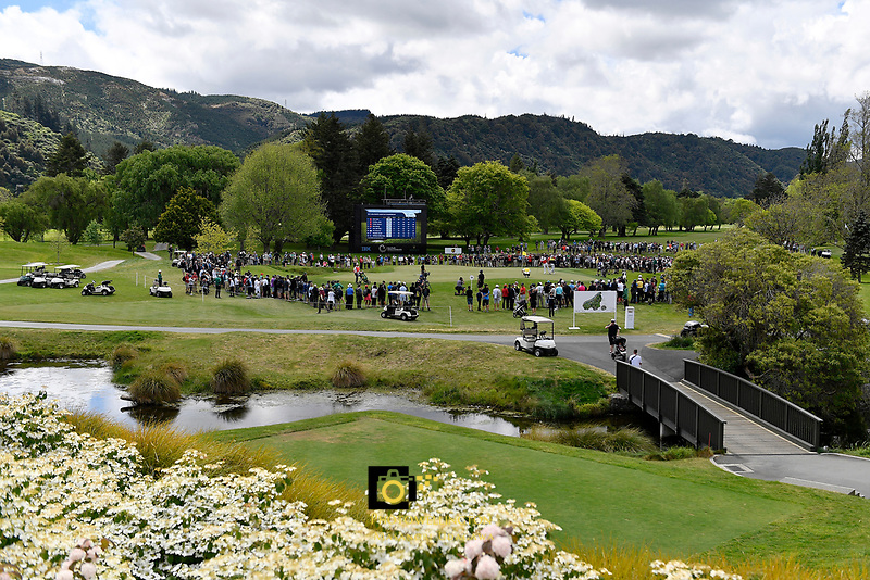 Asia- Pacific Amateur Championship at Royal Wellington Golf Club, Wellington, New Zealand on Sunday 29 October.<br /> Photo by Masanori Udagawa. <br /> www.photowellington.photoshelter.com