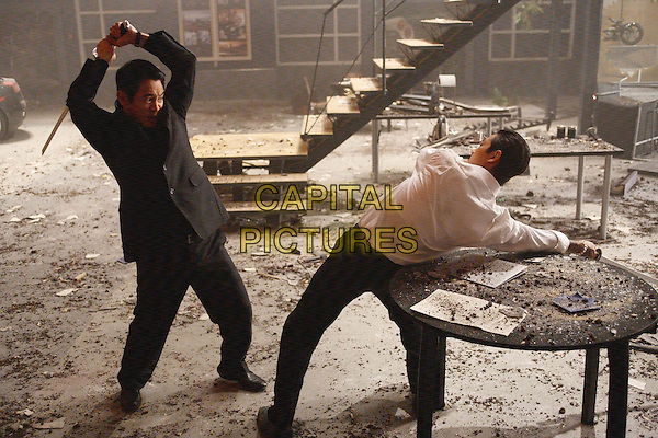Jet Li.in War  .*Filmstill - Editorial Use Only*.CAP/NFS.Supplied by Capital Pictures.