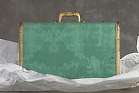 Willard Suitcases / Edith J / ©2014 Jon Crispin
