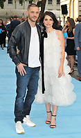 Tom Hardy and Charlotte Riley at the &quot;Swimming With Men&quot; UK film premiere, Curzon Mayfair, Curzon Street, London, England, UK, on Wednesday 04 July 2018.<br /> CAP/CAN<br /> &copy;CAN/Capital Pictures