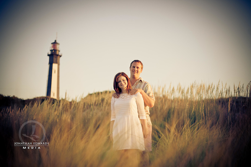 Shaina & Elliott Engagement Photography Session in Virginia Beach, Virginia.