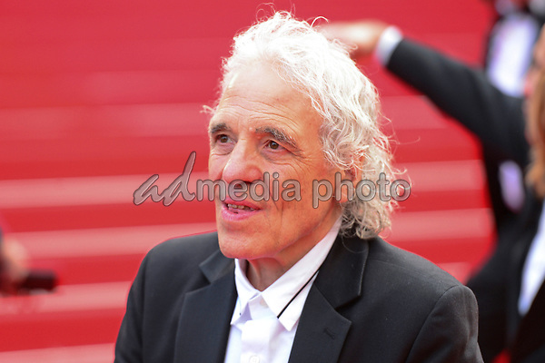 "25 May 2017 - Cannes, France - Abel Ferrara. ""Twin Peaks"" Premiere - The 70th Annual Cannes Film Festival. Photo Credit: Jan Sauerwein/face to face/AdMedia"