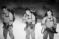 Ghostbusters (1984) <br /> Dan Aykroyd, Bill Murray &amp; Harold Rami<br /> *Filmstill - Editorial Use Only*<br /> CAP/KFS<br /> Image supplied by Capital Pictures
