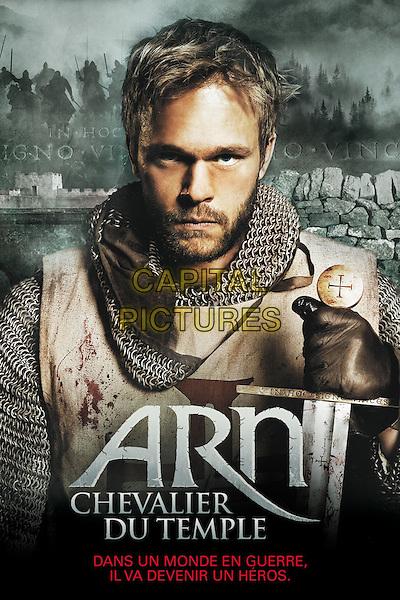 Arn: The Knight Templar (2007) <br /> (Arn: Tempelriddaren)<br /> POSTER ART<br /> *Filmstill - Editorial Use Only*<br /> CAP/KFS<br /> Image supplied by Capital Pictures