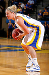 BROOKINGS, SD - NOVEMBER 23rd, 2008 : Ketty Corneman, a junior forward scored game high 19 points for the Jackrabbits during their game Sunday afternoon against the Oregon Ducks at Frost Arena on the campus of South Dakota State University in Brookings, SD. (Photo By Ty Carlson/Inertia)