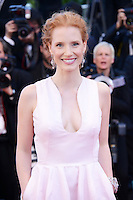"Jessica Chastain attending the ""Moonrise Kingdom"" Premiere during the 65th annual International Cannes Film Festival in , 16th May 2012...Credit: Timm/face to face /MediaPunch Inc. ***FOR USA ONLY***"