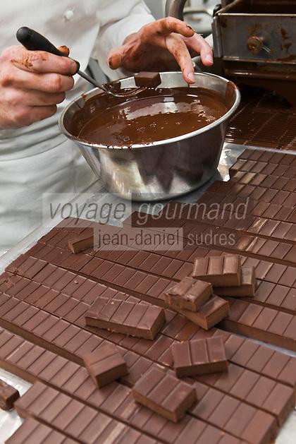 Europe/France/Ile de France/92/Hauts-de-Seine/Sceaux:  Chez Patrick Roger Chocolatier Meilleur Ouvrier de France