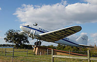 Fantasy of Flight Attraction museum in Auburndale Lakeland Florida with old plane museum